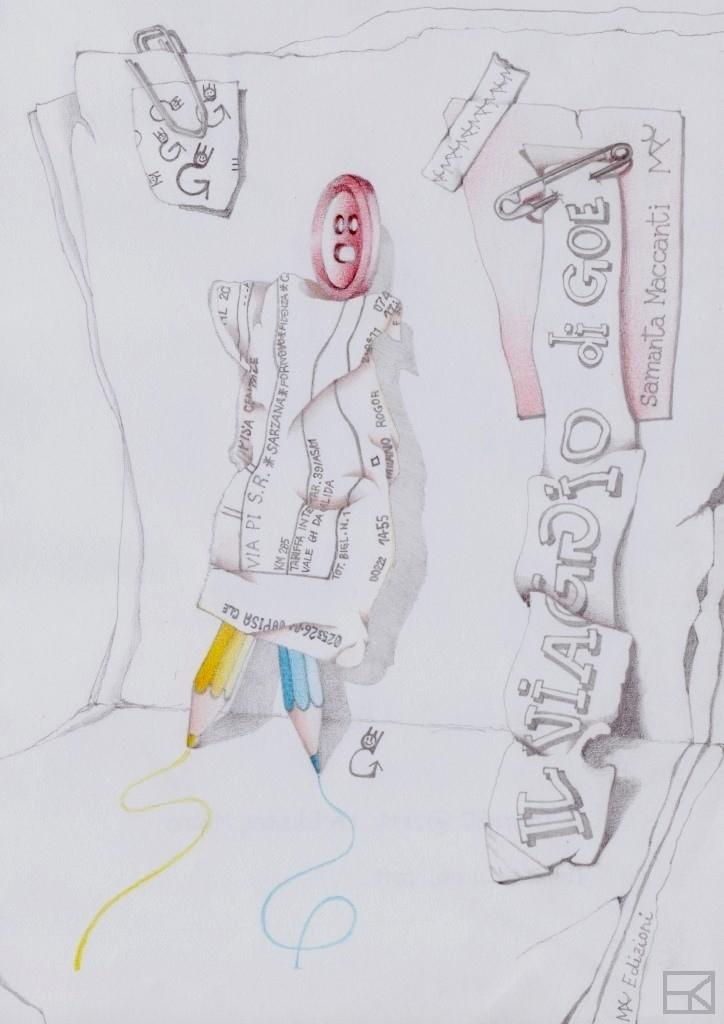 il viaggio di goe illustrazione di un racconto